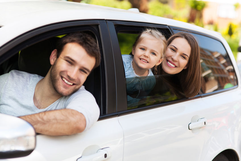 Want your kids to be good drivers? Be one yourself