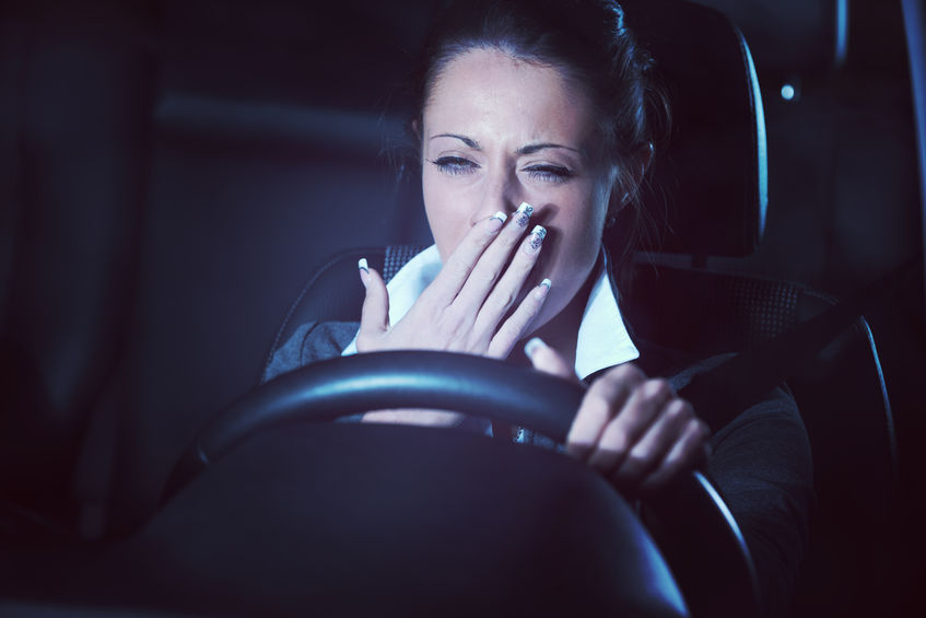 Drowsy driving: Don't be a statistic