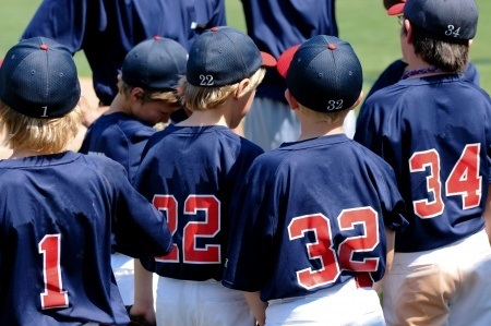 Simple ways to protect young baseball players from injury